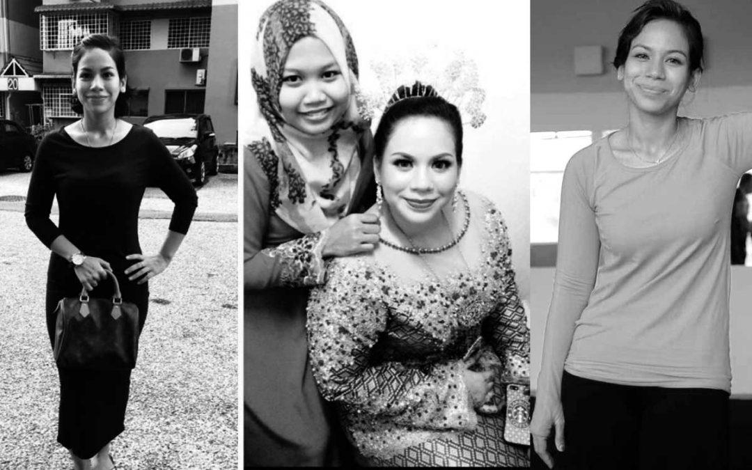 [#WanitaTerhebat] Kuatnya Semangat Wanita Ini, Dulu 125kg Kini 58kg Sahaja! Ini Tip Yang Dia Amalkan