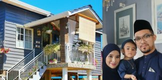 transform rumah kampung