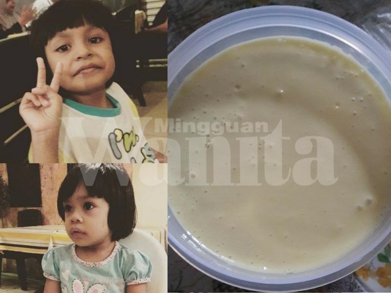 Susu Pekat Manis Homemade Ni Dari Free Sample Susu Tepung, Cara Nak Buat Pun Mudah Dan Jimat!