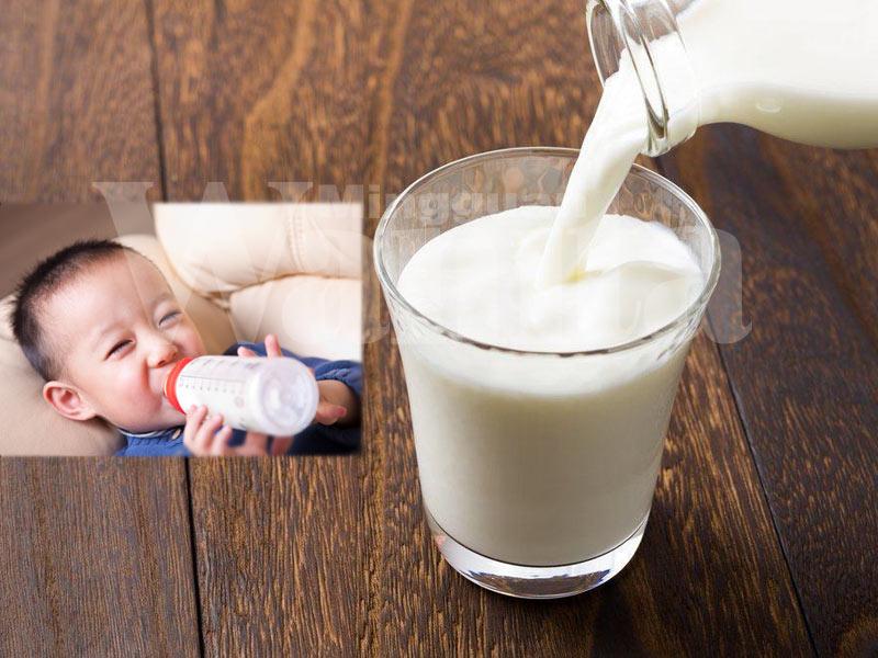 Susu SUNNAH Yang Punah, Kupasan Dari Seorang Doktor Untuk Selamatkan Bayi