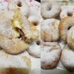 Donut Cheese Leleh, Gebu dan Tak Muak Langsung!