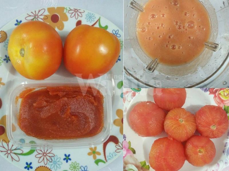 Guna 3 Bahan Je Dah Boleh Buat Sos Tomato Sendiri Tanpa Pengawet Tiruan, Rasa Sama Macam Beli Dekat Kedai