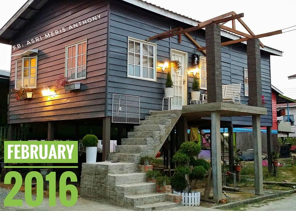 2 Tahun Untuk Transform Rumah Kampung Ke Shabby Cottage Imaginasi Suami Isteri Ini Memang Di Luar Jangkaan Mingguan Wanita