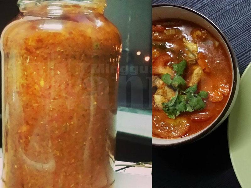 Pes Tom Yam Homemade, Serius Rasa Sama Macam Dekat Restoran Johny
