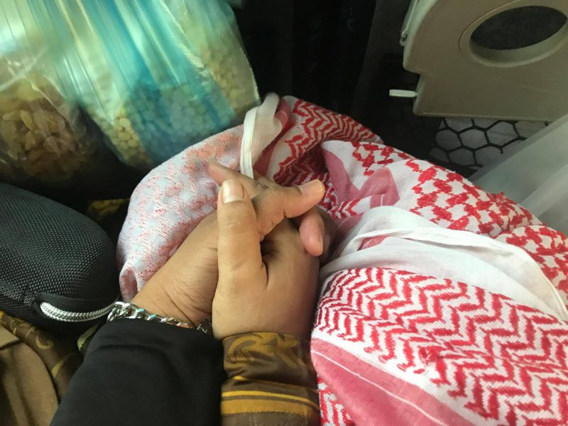 tip bawa stok susu ibu dari makkah ke malaysia