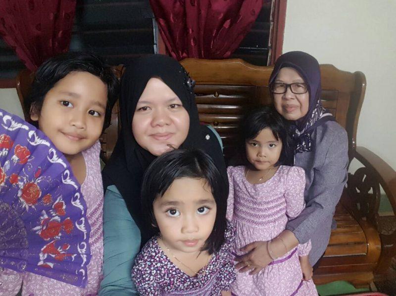 Sekeluarga Kemalangan Sayunya Ibu Dan Ayah 'PERGI' Dulu, Tinggallah 3 Beradik Yatim Piatu