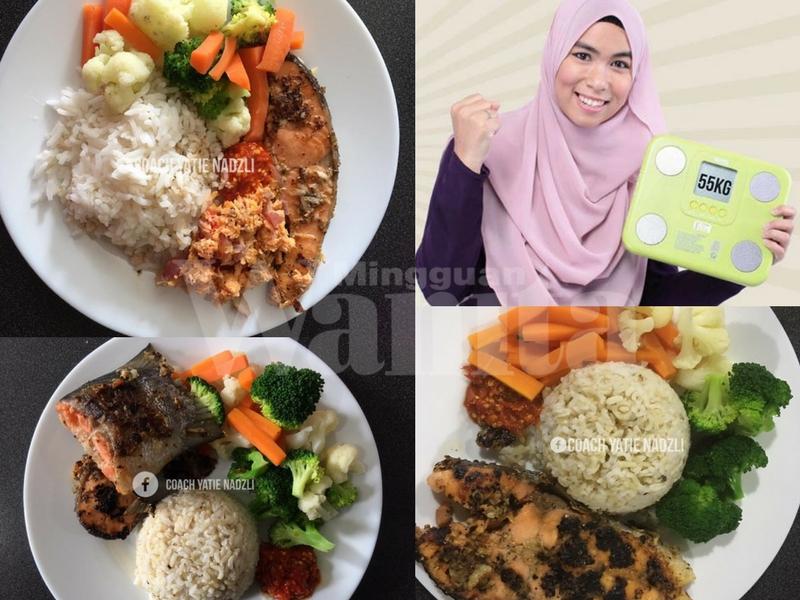 39 Tip Makan Nasi Secara Eat Clean Kata Coach Ini Cara Turun
