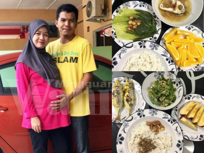 13 Hari Merasa Menu Berpantang Air Tangan Suami, Wanita Ini Akhirnya Bongkar Cara Pukau Encik Abang Sayang Jadi Rajin Ke Dapur