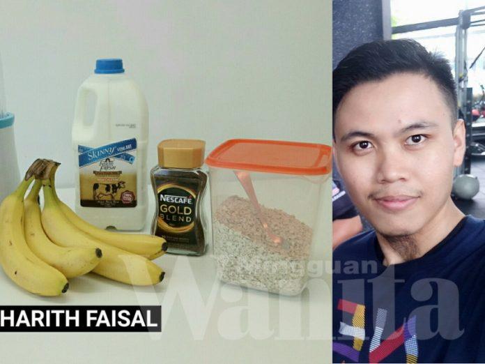 Sarapan Oat 3 Bahan Buat Lelaki Viral Ini Turun 10kg Dalam 2 Bulan, Wow! Sangat