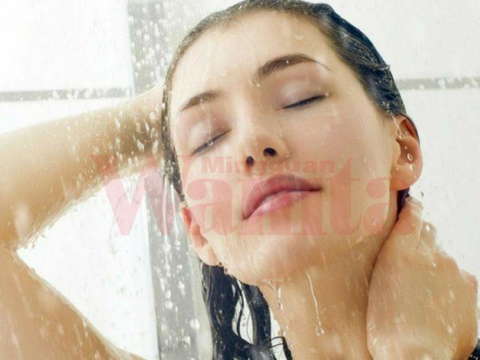 mandi subuh