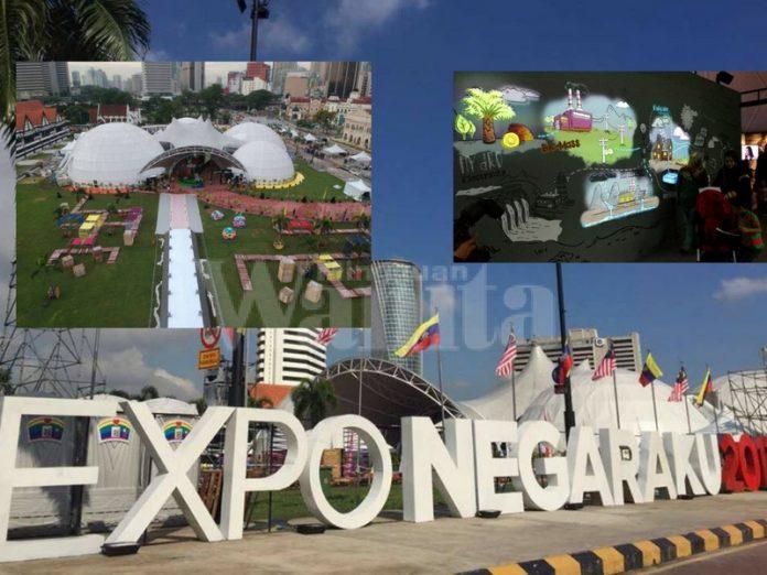 expo negaraku
