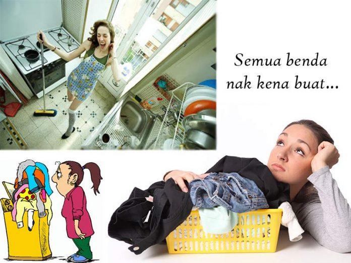tugas isteri