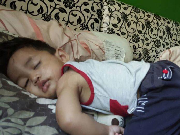 waktu tidur anak
