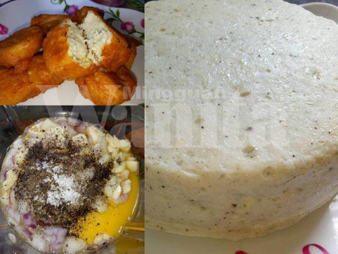 Tempura Nugget Homemade