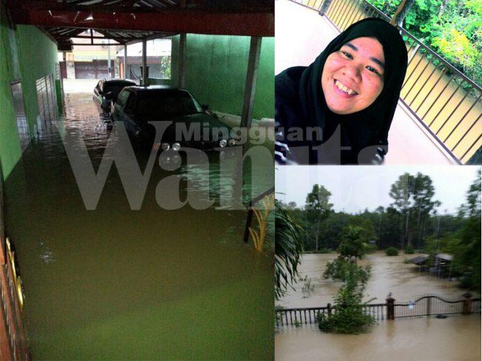 banjir teruk