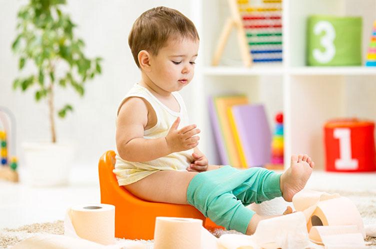 Lepas Cuba 4 Tip Ini, Dalam Masa Sehari Anak Bawah 3 Tahun Dah Bebas Pakai Lampin