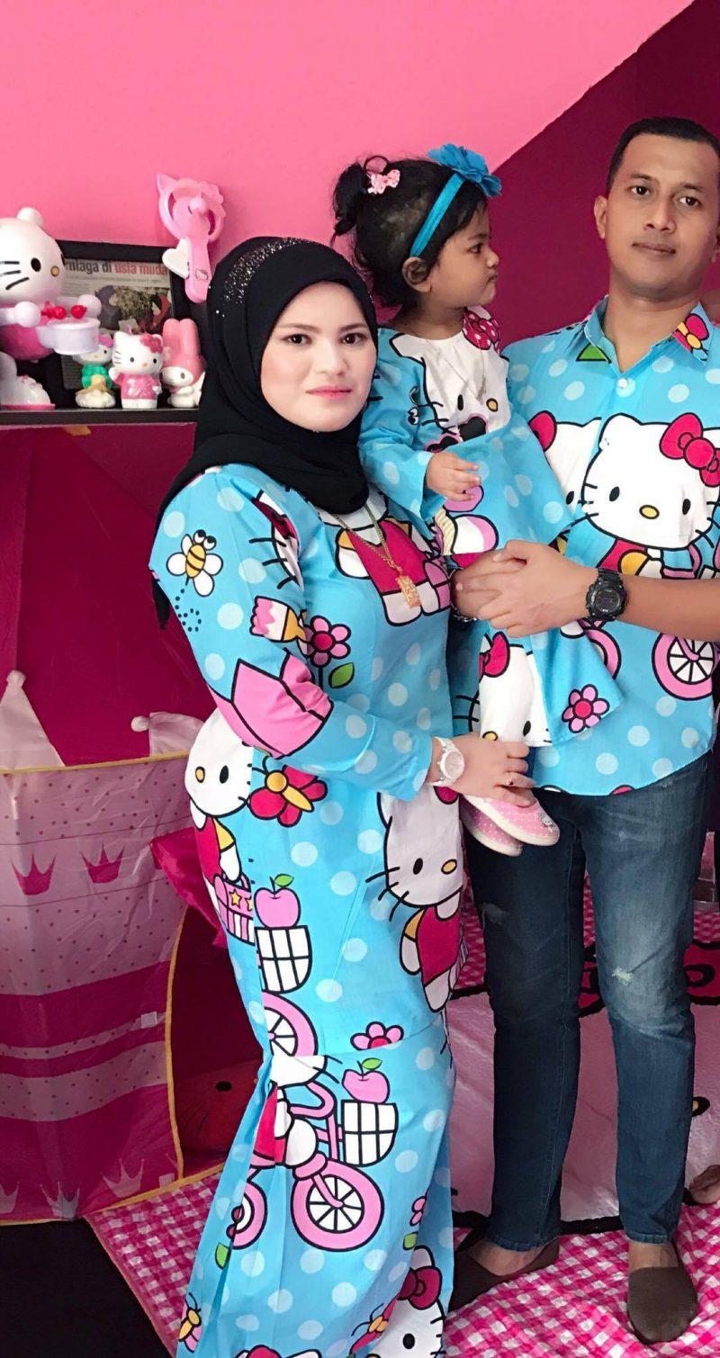 Selepas Jual 6 Baju RM50 000 Kakak Hello Kitty Reka Lagi 6
