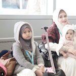 Yatt Hamzah Kongsi Pengalaman Umrah Hamil 6 Bulan Bawa Bayi 11 Bulan, Sukar Tapi Allah Mudahkan