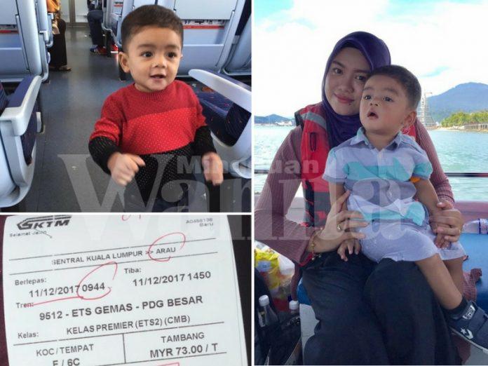 Yang Nak Merasa Ke Langkawi Naik TREN ETS, Wanita Ini Tunjuk Cara Travel 2 Hari 1 Malam Dengan Anak Kecilnya