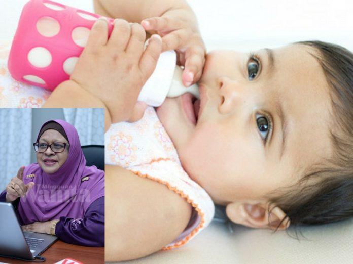 Kata Doktor Bahaya Beri Susu Formula Berlebihan, Ini Akibat Yang Akan Anak Tanggung
