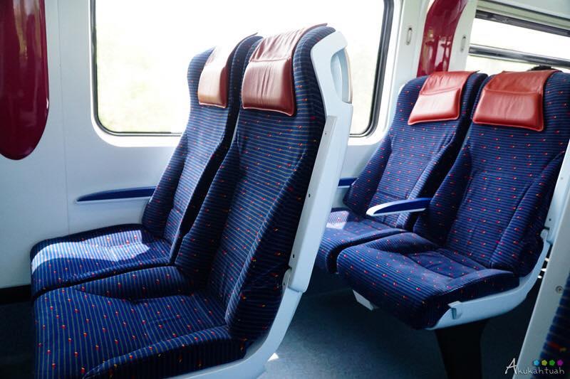 Bagi Yang Nak Merasa Ke Langkawi Naik Tren Ets Wanita Ini Tunjuk Cara Travel 2 Hari 1 Malam Dengan Anak Kecilnya Mingguan Wanita