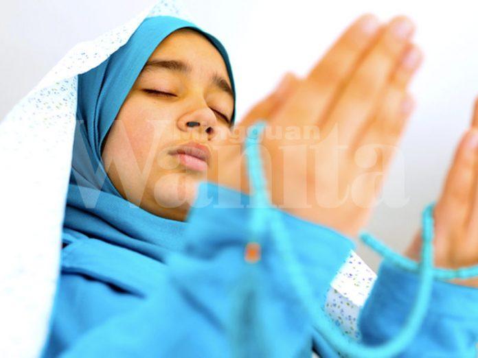 doa seorang isteri