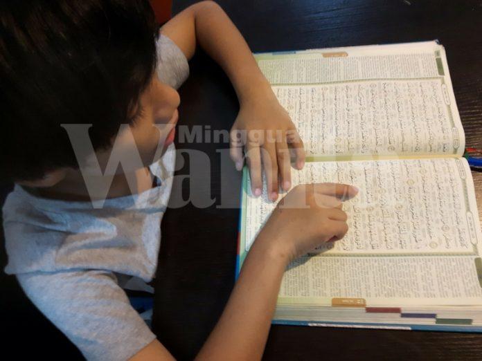 4 Cara Mudah Buat Anak Ketagih Baca Al-Quran, Buang 1 Masalah Besar Ini Nanti Lain Jadi Mudah