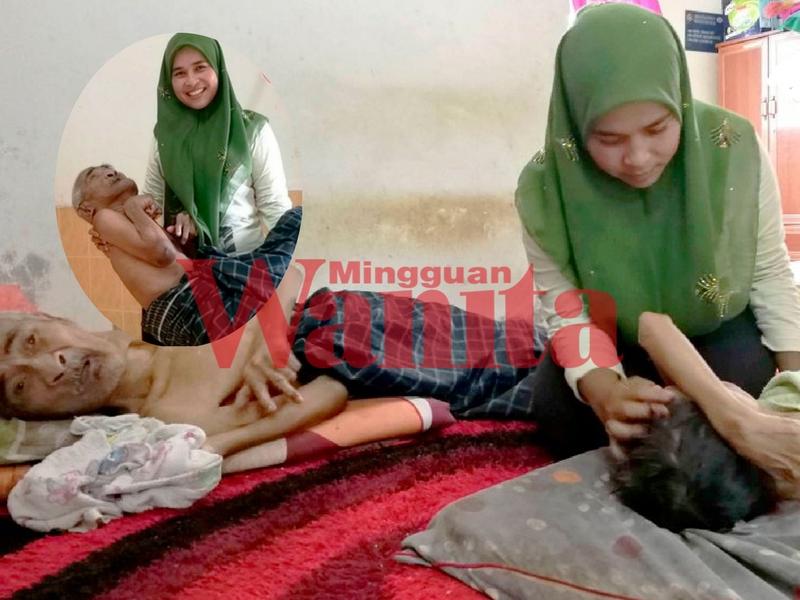 'Selagi Kudrat Masih Ada', Ibu Tunggal 3 Anak Cekal Jaga Mak Ayah Terlantar Uzur