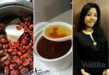 Sup Akar Naikamo, Petua Turun Temurun Orang Cina Ini Mujarab Jadi Penambah Darah Dan Banyakkan Susu Ibu