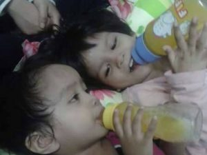 anak sakit ekzema kronik
