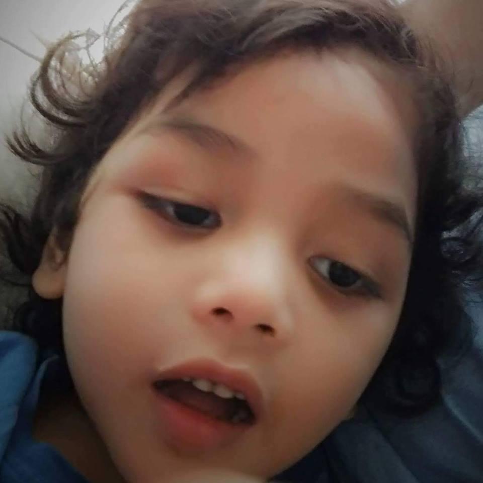 'Maaflah Mama, Papa Adik Tak Sengaja..' Sayu Lihat Tubuh Kecil Ini Diserang Sawan Lebih 40 Kali Sehari