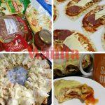 'Pizza' Segera Guna Mission Wraps, Sapu Sos, Tabur Toppings, Gulung, Susun & Bakar!