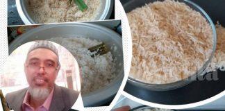 beras parboiled