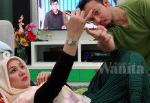 'Dialah Wira Tak Didendang' Sweet Je Luahan Fadzil Zahari Ketika Layan Isteri Bergambar