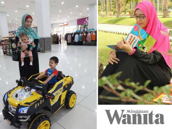 'Nak Tengok Mama Punya Mengamuk?' Ini Respon Ibu Bila 7 Anak Ada Yang Berangin Puting Beliung