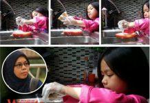 'Basuh Pinggan Sebiji Pun 5 Minit' Fuh! Mencabar Bila Minta Anak Perempuan Buat Kerja Rumah