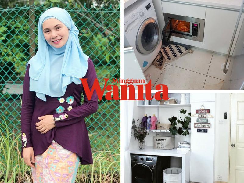 Beza Rumah Bersepah Dan Kotor, Tapi Kalau Dapur Pun Berkeladak Tolonglah Berubah!