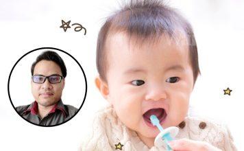 jaga gigi anak