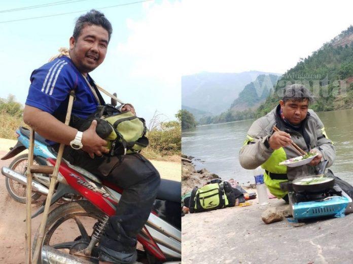 Rupanya Ini Cerita Sebenar 'Kemalangan, 9 Hari Makan Telur Rebus Di Kemboja'