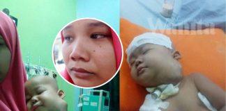 Ibu Sarat Mengandung, Rayu Bantu Anak Bongsu Umur Setahun Hidap Kanser Tisu