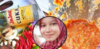 Sambal Belacan Thai